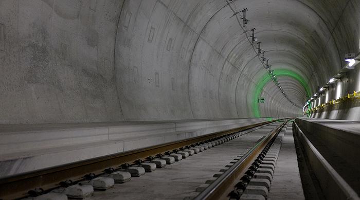 Tunnels du Gothard & Ceneri