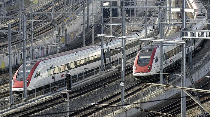 Noeud ferroviaire de Genève