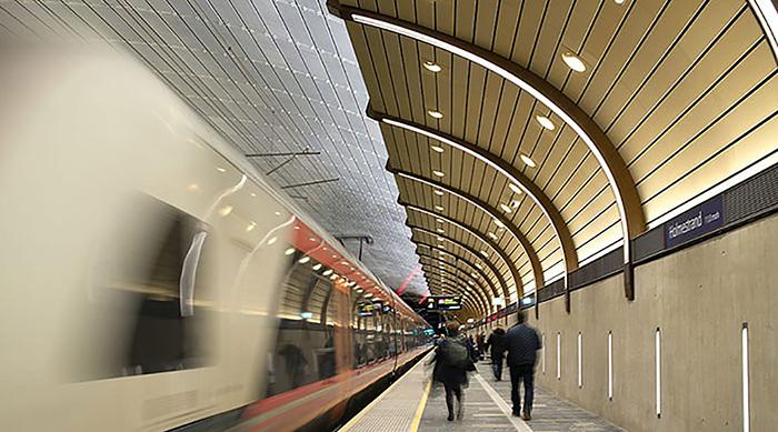 Tunnel ferroviaire Holm-Nykirke
