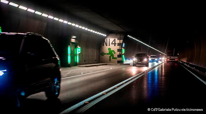 Tunnel Mappo-Morettina